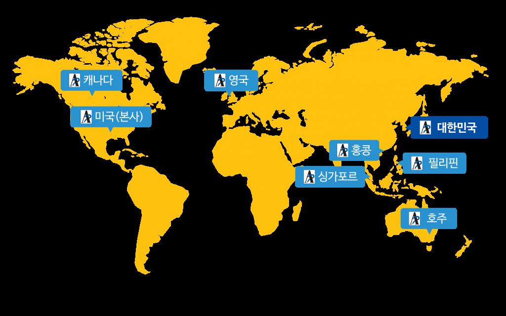 autism-partnership-global-map-korean